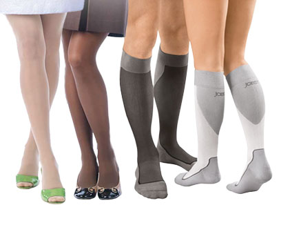 Tired and Achy Legs - How Compression Stockings Can Help